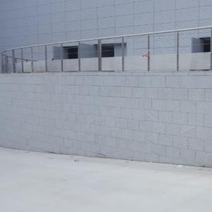 Arredo urbano copertine per muri in granito Pilgran