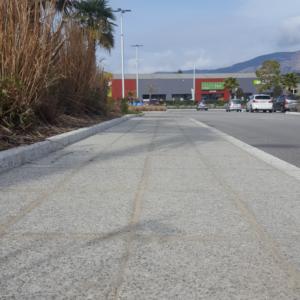 Cordoli in granito per marciapiedi PIL GRAN