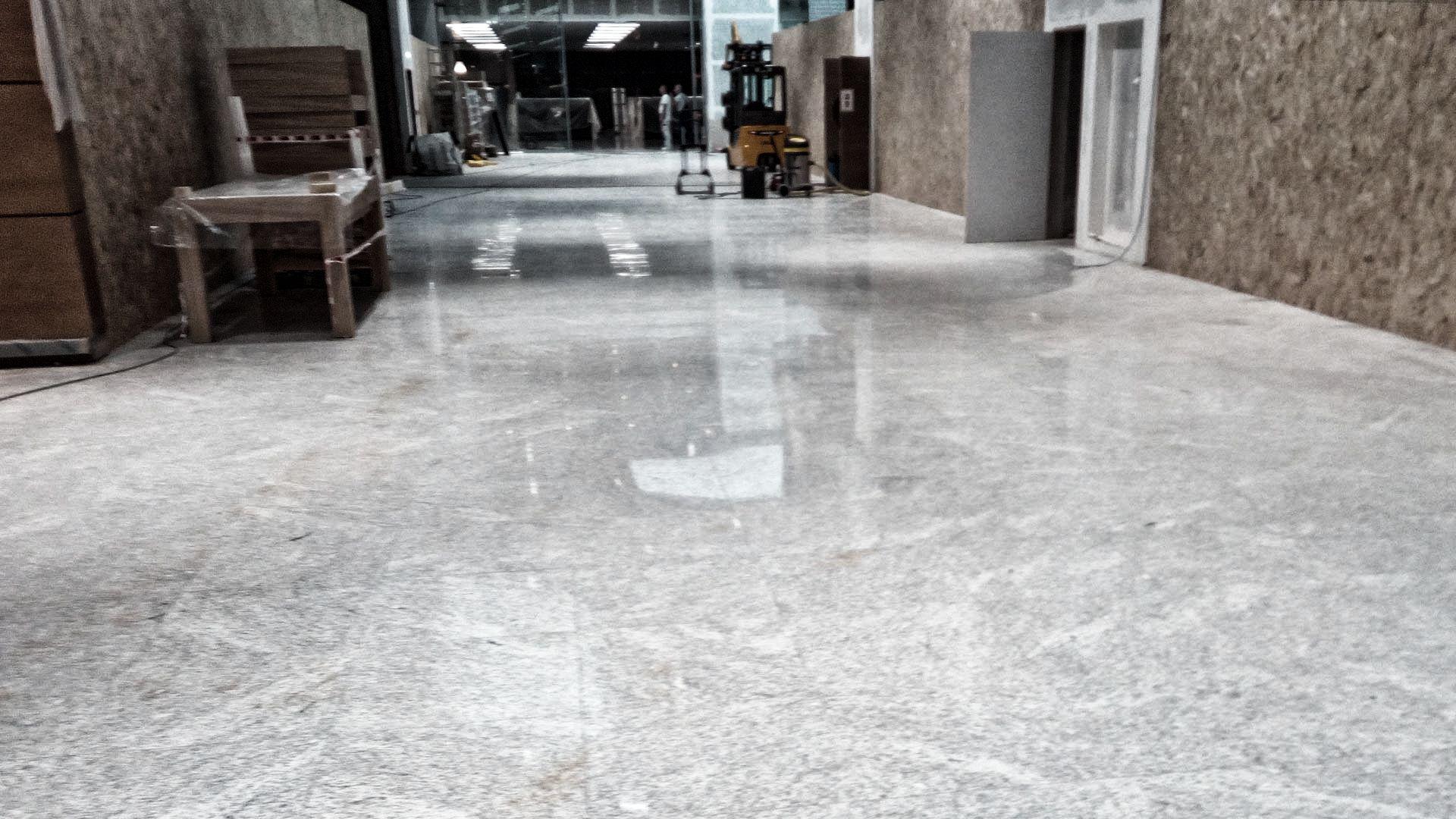 Lucicdatura pavimenti scale granito marmo cemento al diamante klindex - Pilgran