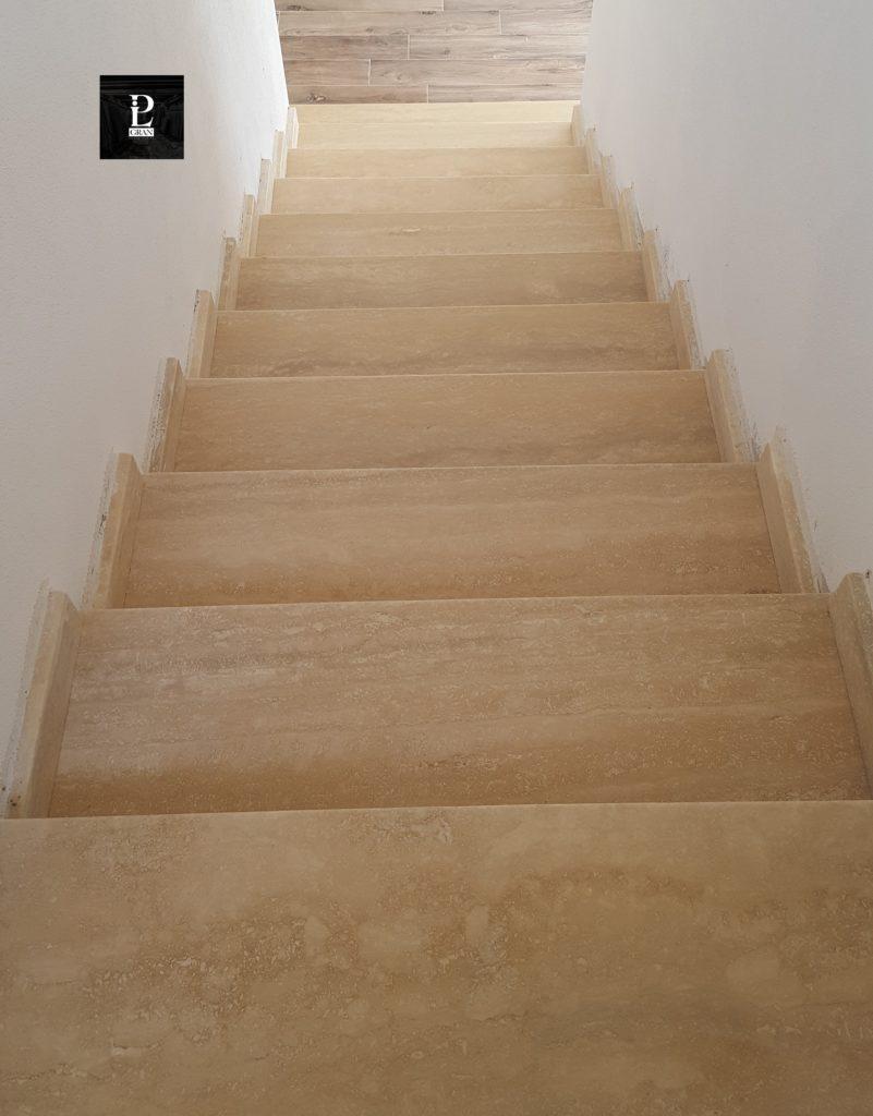 Preventivo Scale Per Interni scale in marmo e granito   p.i.l. gran.